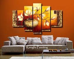 Living Room Wall Art Ideas Amazoncom Sumgar Wall Art For Living Room Framed Canvas Fiona