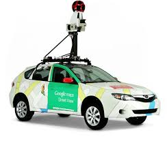 google images car where we ve been where we re headed next google street view