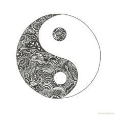 tribal yin yang henna scrolls idea http bestpickr