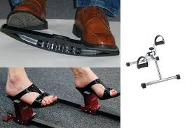 under desk foot exerciser under the desk bike exercise bike home office exercise bike under