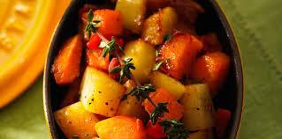 cuisiner patate douce poele pommes de terre patate douce et potiron facile et pas cher