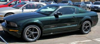 2008 Black Ford Mustang 2008 Ford Mustang Information And Photos Zombiedrive