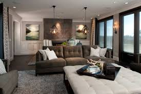 hamptons homes interiors hamptons inspired luxury home family room robeson design san