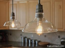 lowes kitchen light fixtures elegant blown glass pendant lighting