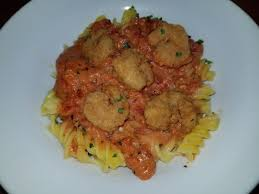 Five Cheese Marinara Sauce On Cavatappi Pasta With Chicken Meatballs - five cheese marinara archives super carb me