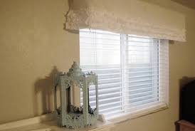 burlap ruffle and shutter basement window treatment ideas window