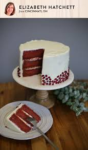 recipe all natural red velvet cake made with beets julep