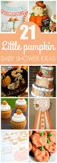 21 little pumpkin baby shower ideas pretty my party