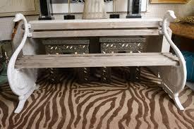 cast iron swan park bench at 1stdibs