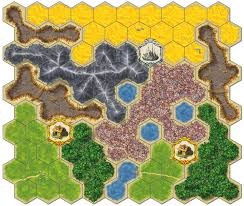 Map Maker Free Review Of Kingdom Builder The Opinionated Gamers