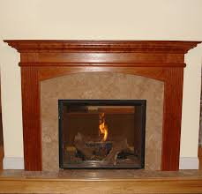 Gas Fireplace Mantle by Best Gas Fireplace With Mantel All Home Decorations