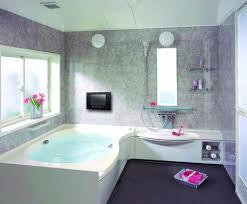 Wet Room Bathroom Design Ideas Bathtubs Impressive Massage Bathtub With Tv 41 Modern Neutral