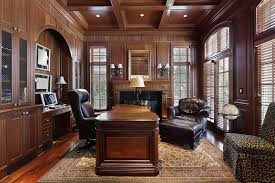 Personal Office Design Ideas Luxury Home Office Desk Drk Architects