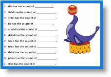 free kids phonics worksheets 3rd grade kids phonics reading free