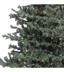 pre lit christmas trees bloom room 6 5 mountain firn pre lit christmas tree joann