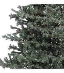 christmas tree prelit bloom room 6 5 mountain firn pre lit christmas tree joann