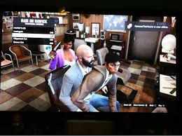 gta v secret lap dances also available in barber shop gaming