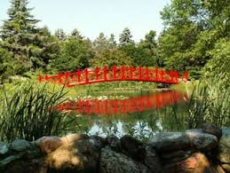 Botanical Gardens Il Lake Of The Woods Forest Preserve Offers Fishing Golfing Hiking