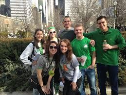 surviving the chicago saint patrick u0027s day parade