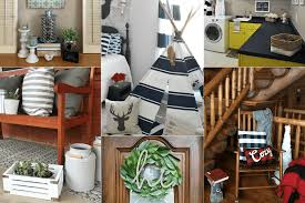How To Decorate A Living Room On A Budget by Decorating Archives One Happy Housewife