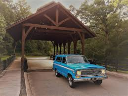 1977 jeep cherokee chief 1975 restored jeep wagoneer cherokee s for sale in knoxville tn