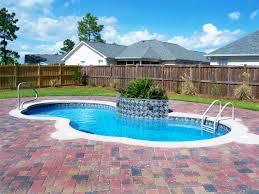 backyard blog charlotte fiberglass pools pool design ideas