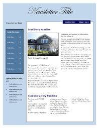 word newsletter template download free u0026 premium templatesreal