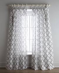 Moorish Tile Curtains Quatrefoil Drapes Moorish Tile Curtains Look 4 Less And Steals And