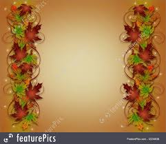 thanksgiving powerpoint backgrounds fall border templates contegri com