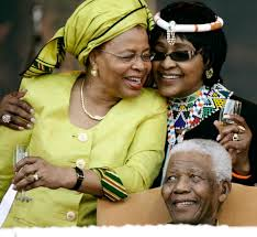 love in a time of struggle the women in nelson mandela u0027s life