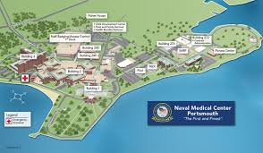 St Paul Campus Map Naval Medical Center Portsmouth
