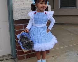 Size Dorothy Halloween Costume Toddler Dorothy Costume Etsy