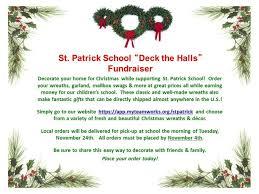 st school greenery fundraiser st