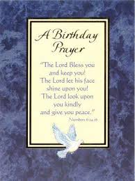 a birthday prayer st fathers