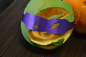 unique ninja turtle pumpkin carving 26 design ninja