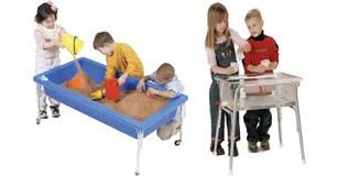 rice table for kids sensory tables sand water tables especial needs