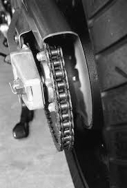 basic chain care for your motorcycle motorcycle cruiser