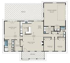 open one house plans best 25 open floor house plans ideas on open concept