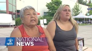 Prince George Bc Wildfire by Bc Wildfire Evacuee Shares Her Story Aptn News Youtube