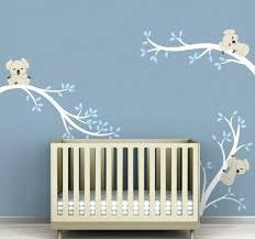 mur chambre bébé deco mur chambre bebe liquidstore co