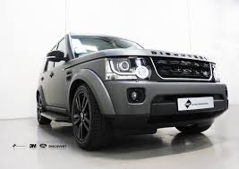 land rover discovery 2015 black land rover wrap examples the vehicle wrapping centre