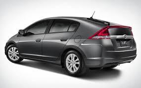 Honda Insight Hybrid Interior Honda U0027s Futuristic Looking Hybrid Is The Insight Fisher Honda