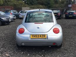 2003 volkswagen beetle 1 6 petrol manual 1 lady owner 2 keys