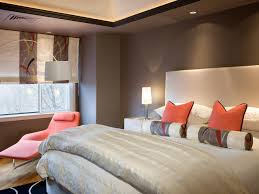 Bedroom With Accent Wall by Master Bedroom Paint Color Ideas Hgtv