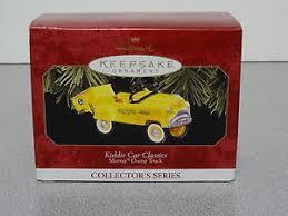 hallmark keepsake ornament collectors series kiddie car classics