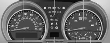 bmw car signs bmw e85 z4 dash lights