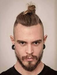 how to cut a flip for men the latest men s hair trend is the new man bun man braids bun