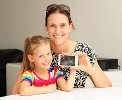 Daughter Nervous Nervous Parents Reassured Photos The Daily Advertiser
