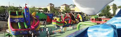 Outdoor Inflatables Amusement Parks Depot