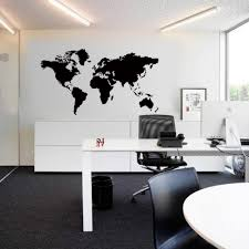 Self Adhesive World Map Decorating Decorations For Home Picture More Detailed Picture About New